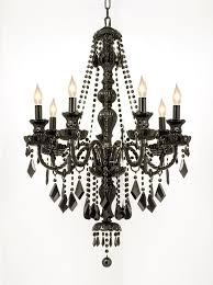 Black Chandeliers For Sale Black Murano Glass Crystal Chandelier Light Modern Chandeliers