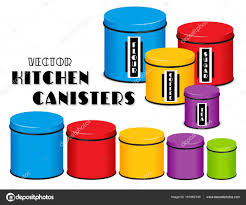 storage canisters kitchen kitchen food storage canister set deco labels flour sugar