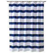 Rugby Stripe Curtains Rugby Stripe Shower Curtain Room Essentials Target