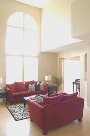 living room decorating ideas for red couch living room living rooms