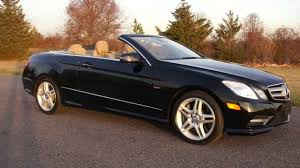 convertible for sale 2012 mercedes e550 convertible for sale beautiful condition