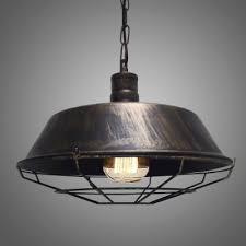 Indoor Pendant Lights Fashion Style Pendant Lights Bronze Industrial Lighting