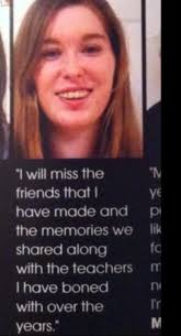 free high school yearbook pictures these high schoolers got away with the most inappropriate yearbook