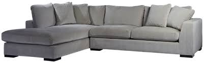 Lillian August Sofas C U0026g Shop The Look A Spacious Den With Earth Tone Accents