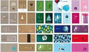 designer weihnachtskarte grüne weihnachten mit eco cards daklue