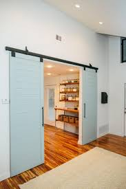 Kitchen Pantry Doors Ideas Best 25 Double Barn Doors Ideas On Pinterest Double Sliding