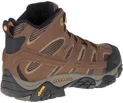 merrell womens hiking boots sale merrell s moab 2 mid tex hiking boots merrell