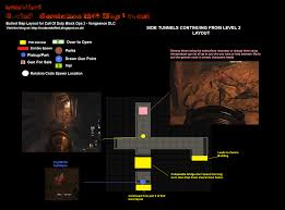 How To Unlock Maps On Black Ops 2 Zombies Zombified Call Of Duty Zombie Map Layouts Secrets Easter Eggs