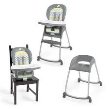 Infant High Chair Ingenuity Ridgedale Trio 3 In 1 Baby High Chair Walmart Canada