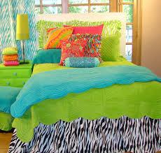 girls bedding full lime green teen bedding full size teen bedding reversable black