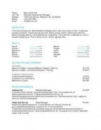 Usajobs Resume Example by 26 Best Beaux Cv Images On Pinterest Resume Templates
