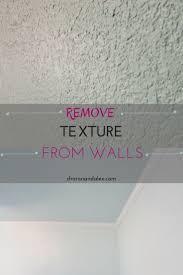Smooth Wall Best 25 Skim Coating Ideas On Pinterest Skim Coat Plaster Wall