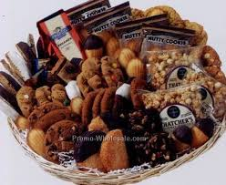 cookie gift baskets the most celebration gift set with two dozen cookies cookie gift