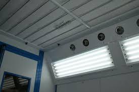 led paint booth lighting china led lighting fixture for spray booth paint booth china led