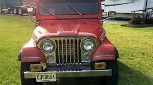 cj jeep interior 1986 jeep cj 7 laredo t75 harrisburg 2016
