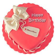 send designer cakes for birthday online from ferns n petals