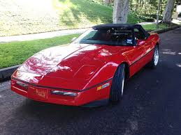 customize your corvette your guide to customizing a c4 corvette ebay