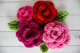 my flowers 10 beautiful crochet flowers to make skip to my lou
