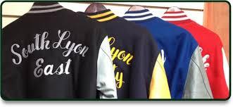 parkside cleaners letter jackets u0026 spirit wea