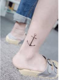 50 meaningful anchor tattoos for men u0026 women 2018 page 5 of 5