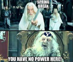 Byu Meme - the joys of spring expressed by byu memes the daily universe