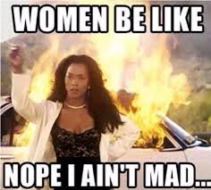 Cheater Meme - scene from waiting to exhale cheaters never win never get even
