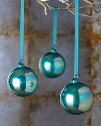 gulf blue ornaments everything turquoise