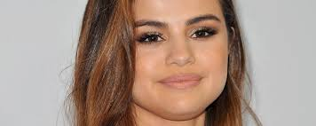 lob haircut pictures selena gomez unpolished lob haircut and bronze balayage on deep