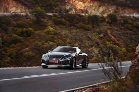 lexus luxury sports car lexus lc500 2017 first drive with video cars co za