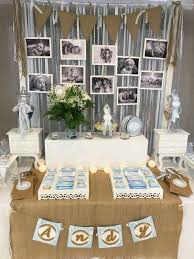 Centerpieces For Baptism For A Boy by Best 25 Baptism Themes Ideas On Pinterest Baptism Party