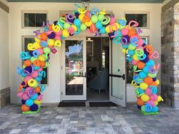 balloon arches central florida balloon decor