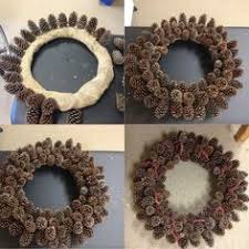 Decorating Pine Cones With Glitter Easy Decorating With Pinecones Pinecone Pine And Dabbing