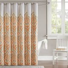 Cotton Shower Curtains Buy 100 Cotton Shower Curtain From Bed Bath Beyond