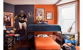 football bedroom decor sweet looking football bedroom decor 20 boys room ideas design