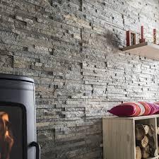 Briques Parement Interieur Blanc Accueil Design Et Mobilier Plaquette De Parement Naturelle Gris Nuancé Ohio Leroy Merlin