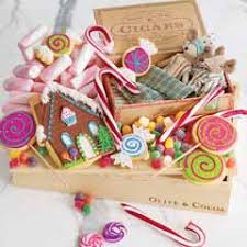 unique sweet gift baskets luxury candy gift baskets olive u0026 cocoa