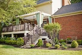 100 ideas outdoor pergola curtains on livingdesign us