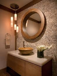 Powder Room Bathroom Contemporary Powder Room With Hardwood Floors By Jeri Woodward