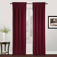 Maroon Curtains For Living Room Ideas Burgundy Curtains For Living Room Image Of Inside Design 18
