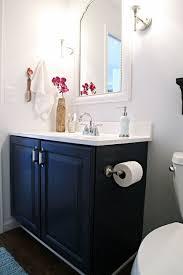 Paint Bathroom Vanity Ideas Amazing 70 Paint Bathroom Vanity Blue Decorating Inspiration Of