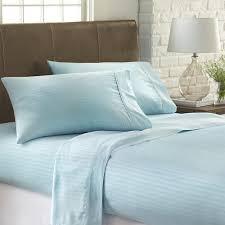 4 piece striped sheet set u2013 linens and hutch