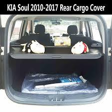 Kia Cargo Aliexpress Buy For Kia Soul 2010 2017 Rear Cargo Cover