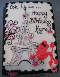paris themed sheet cake paris inspired birthday cake with eiffle