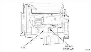 detroit diesel series 60 ecm wiring diagram gooddy org