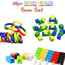 Favor Toys by Brick Building Blocks Favor Novelty Toys Set
