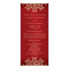 indian wedding planner book and gold indian inspired wedding program