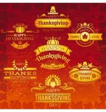thanksgiving logo vector images 880