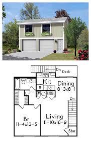 garage apartmentplan 87879 measures 28 u0027 x 26 u0027 and has a two bay