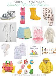 baby s easter gifts easter basket ideas babies and toddlers southern guide