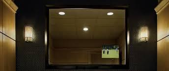 Tv In Mirror Bathroom by Stanford Bathroom Mirror Tv In Elegant Barber Shop Cordray Moore